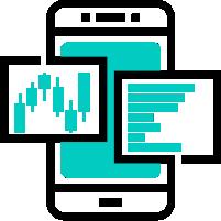 Versão Mobile - Trader Evolution