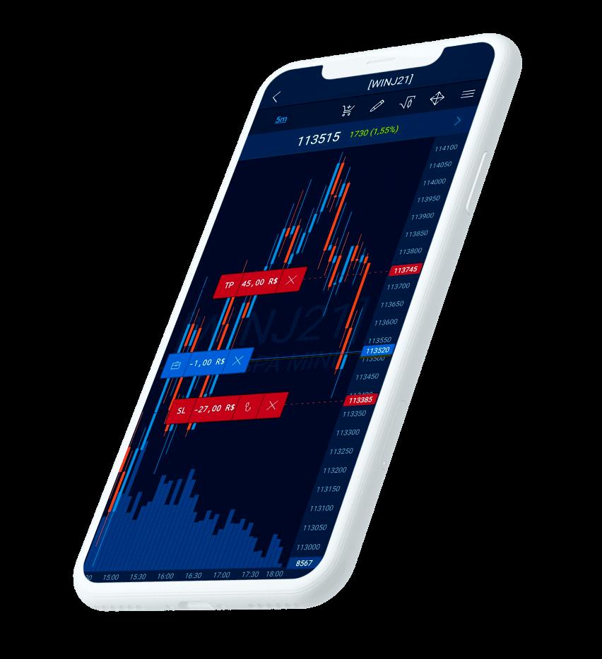 TraderEvolution Mobile Simulador