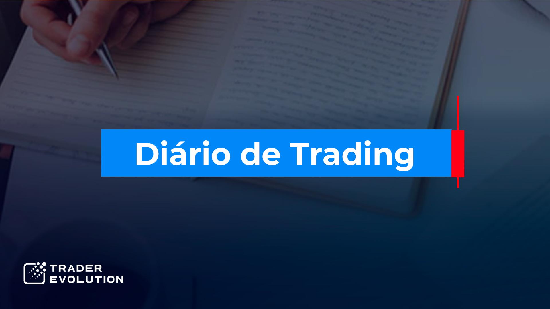 diário de trading